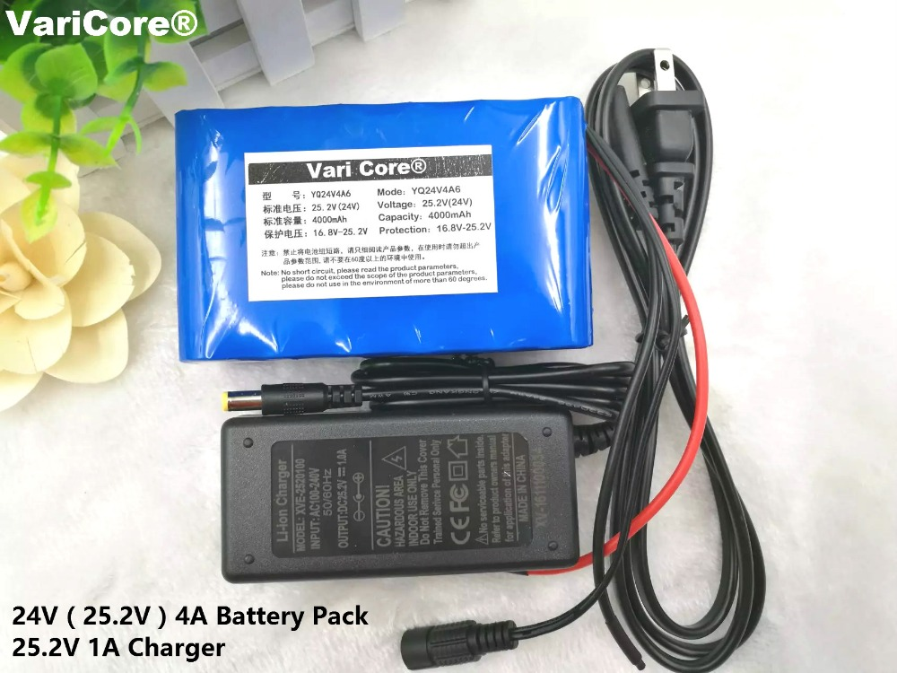 24V 4 Ah 6S2P 18650 Battery Lithium Battery 25.2 v Electric Bicycle Moped /Electric/Lithium ion Battery Pack Free shopping